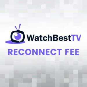Reconnect Fee